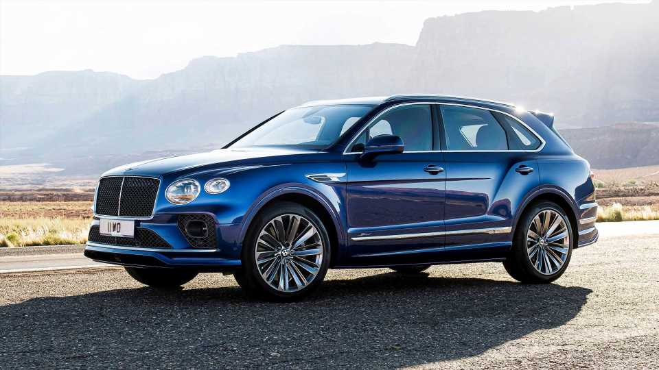 Against All Odds, Bentley Posted Record Sales In 2020