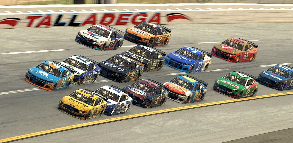NASCAR Pro Invitational Esports Series to Return in the Spring