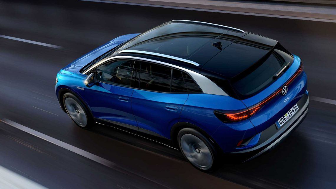 Volkswagen Produces More ID.4 1st Edition SUVs For The U.S. Market