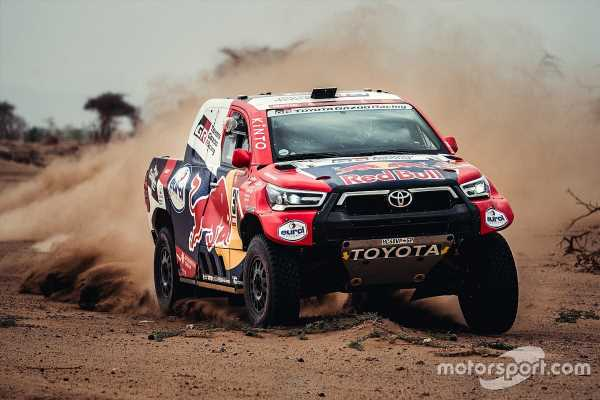Dakar 2021: Al-Attiyah, Brabec fastest in Prologue