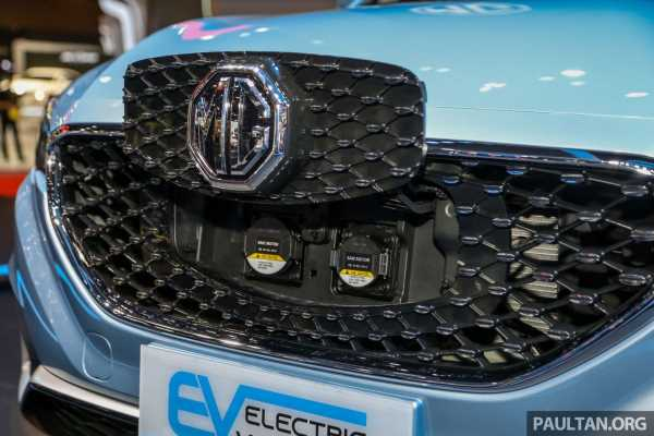 MG set to launch electric hatchback this year – report – paultan.org