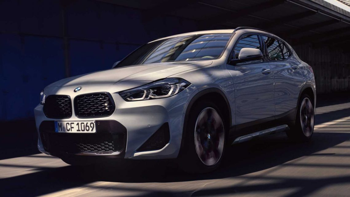 BMW X2 M Mesh Edition on sale now priced from £34,510