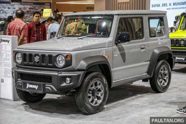 2021 Suzuki Jimny price increased in Indonesia, tops out at over Rp.400m now – from RM113k is still cheap – paultan.org
