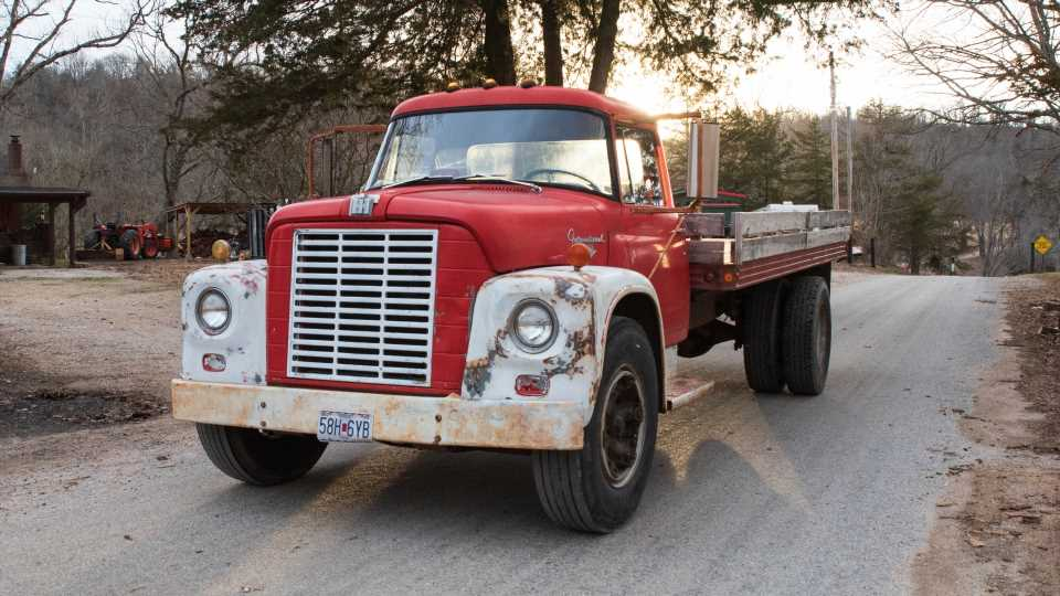 Here's How Much I've Spent Keeping My 2.5-Ton 1963 International Loadstar on the Road for Six Months