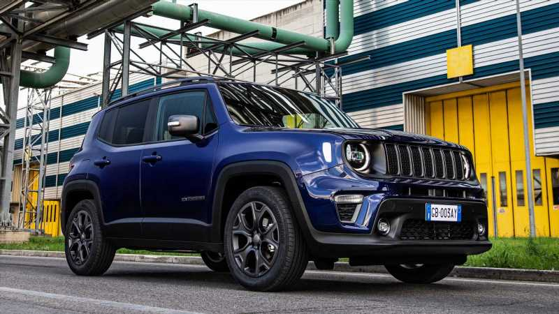 Jeep marks 80th birthday with special Renegade and Wrangler