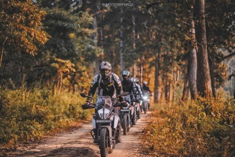KTM single-day adventure rides, now in 10 Indian cities