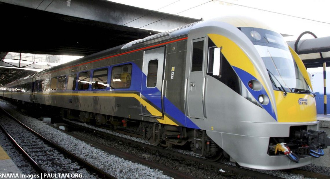 KTM cancels Intercity trains to east coast due to floods – paultan.org