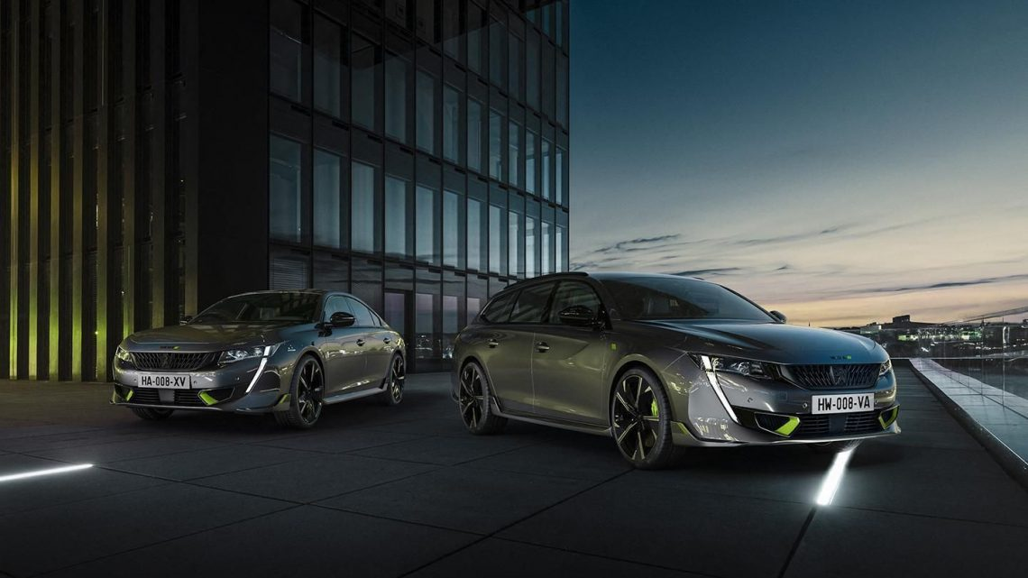 Peugeot 508 PSE launched in Germany