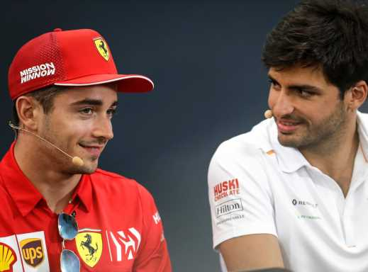 Sainz not worried about Leclerc relationship | F1 News by PlanetF1