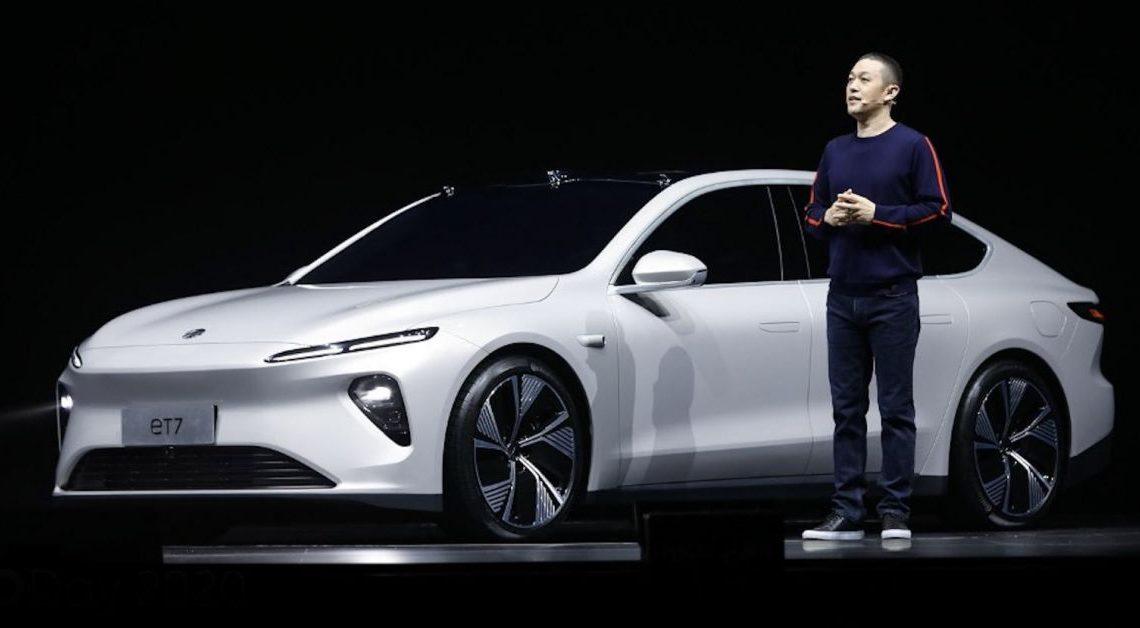 Nio ET7 officially revealed with 653 PS and 150-kWh battery – over 1,000 km EV range; autonomous driving – paultan.org