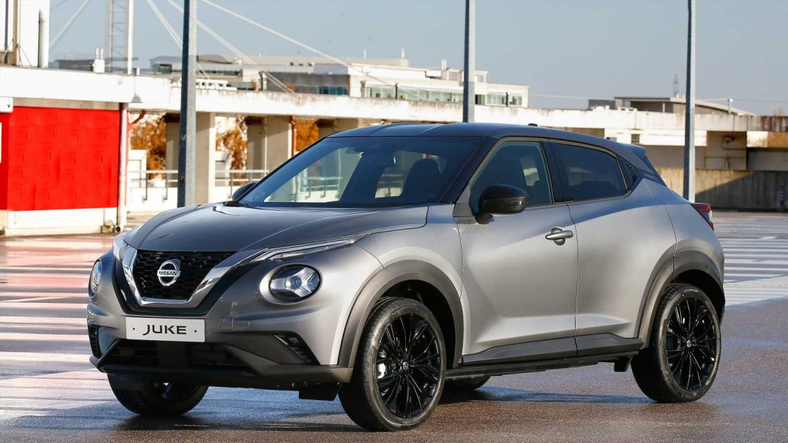 New Nissan Juke Enigma special edition lands for 2021