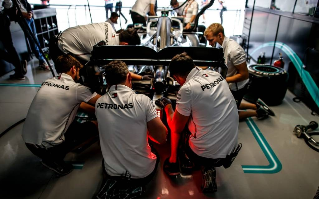 Mercedes work this winter 'unusual and intense' | Planet F1