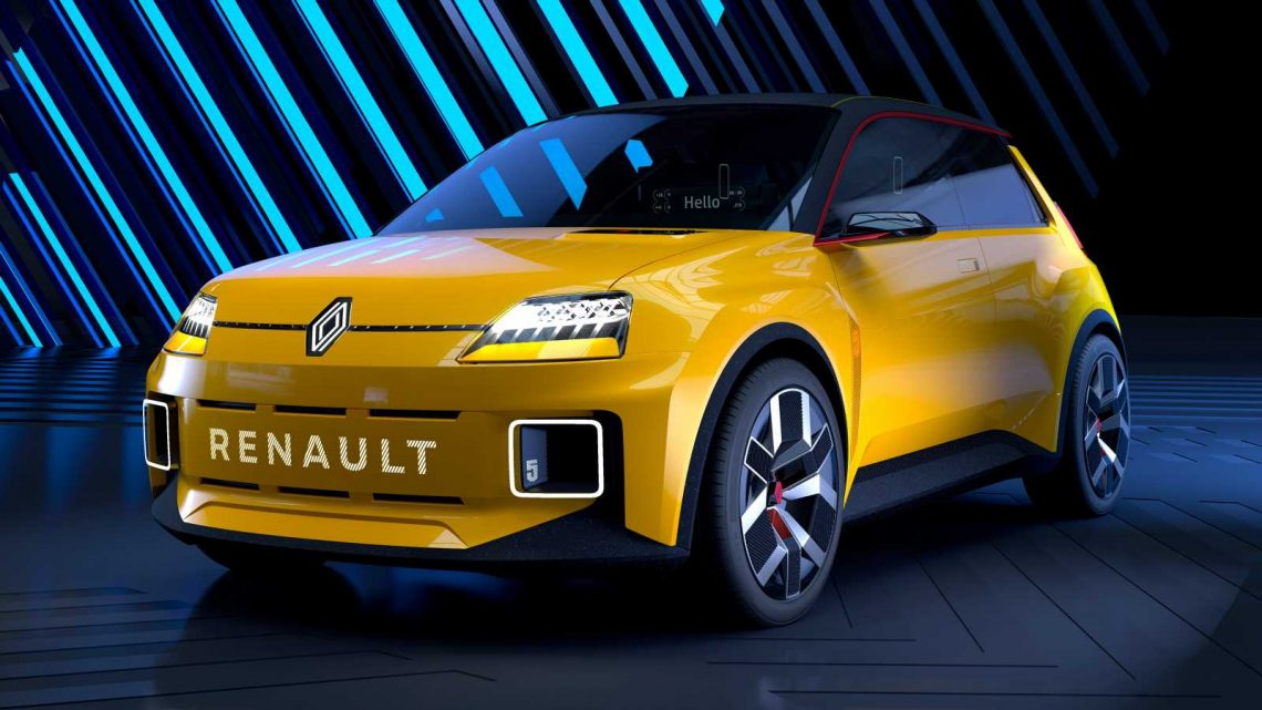 New Renault 5 due in 2023 priced from £18,000 to £26,500