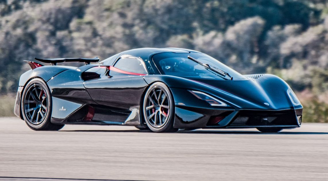 SSC Tuatara sets world's fastest production car record – 455.3 km/h two-way average; 460.4 km/h Vmax! – paultan.org