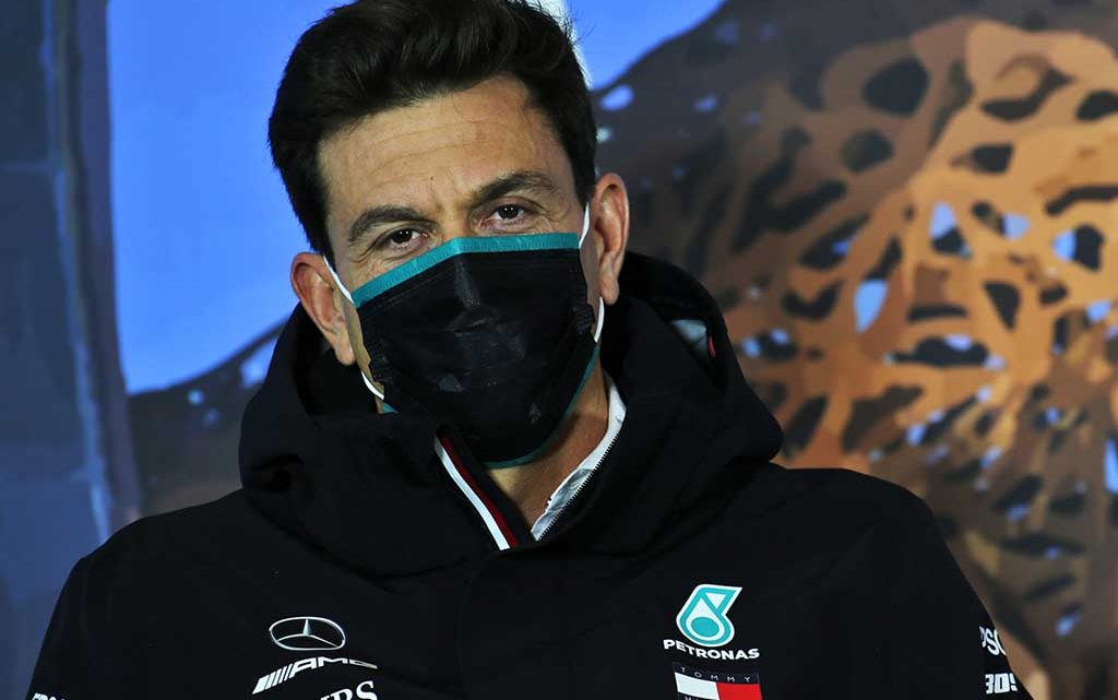 Toto Wolff out of quarantine after positive Covid test | F1 News by PlanetF1