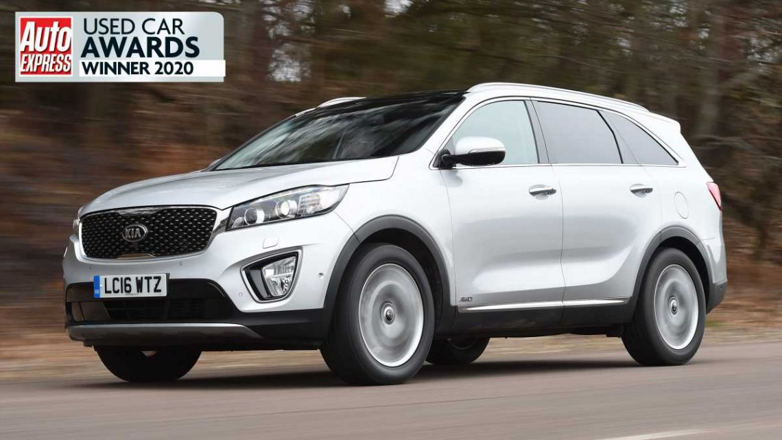 Best used large SUVs and 4x4s 2021