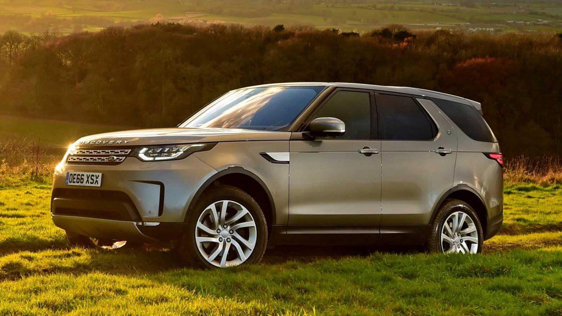 Used Land Rover Discovery review