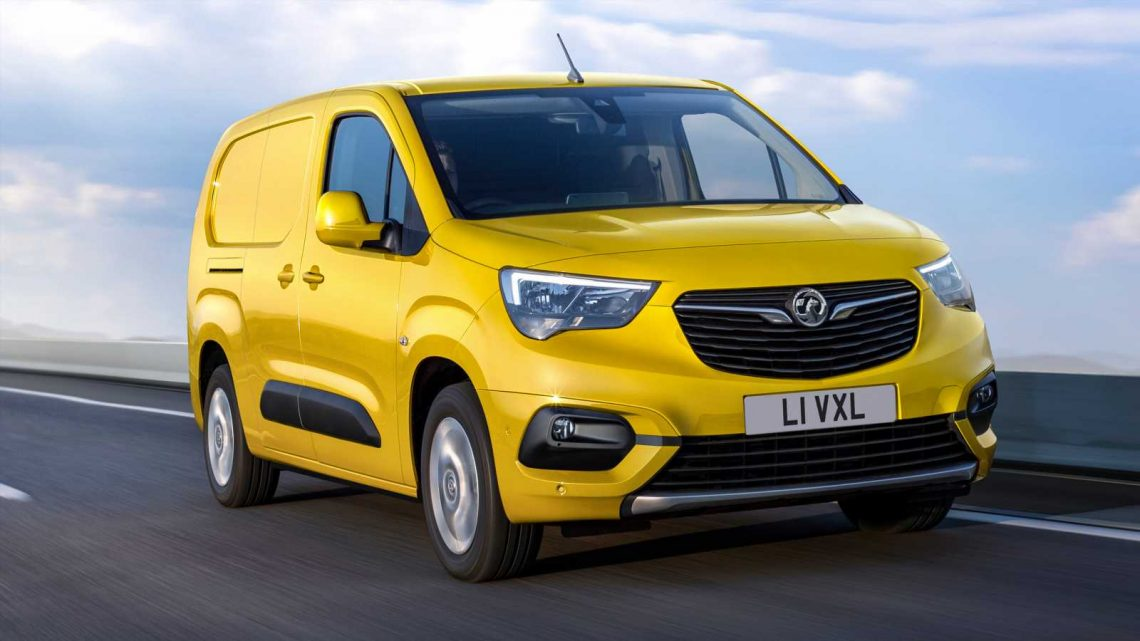 Pure-electric Vauxhall Combo-e launched with 171-mile range