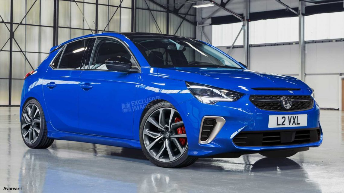 Vauxhall Corsa VXR on course for electric 2022 comeback