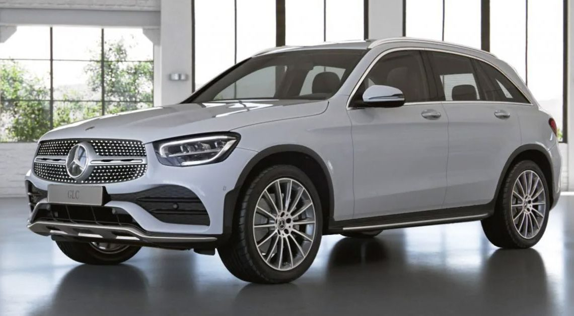 X253 Mercedes-Benz GLC 200 facelift gains AMG Line kit, keyless entry – price up by RM7.7k; RM294,100 – paultan.org