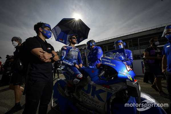 MotoGP Podcast: How will Suzuki move on from Brivio's exit?