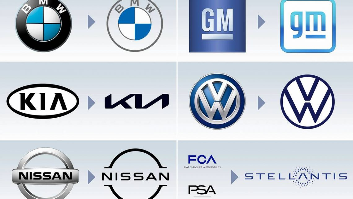 New Year, New Me: These Manufacturers Have New Logos for 2021
