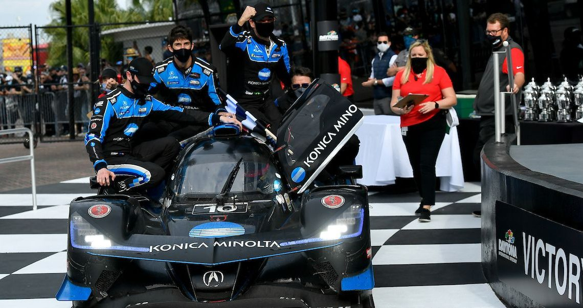 The 59th Rolex 24 at Daytona in Pictures; It's Another Win for Wayne Taylor Racing