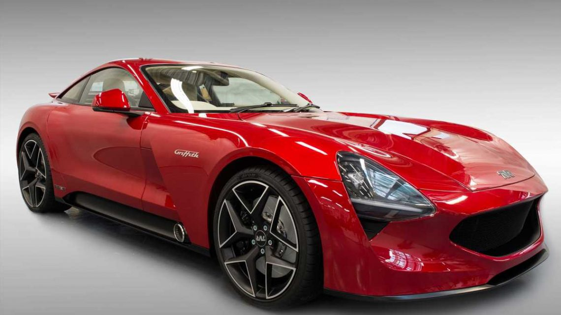More funding secured to put the TVR Griffith into production