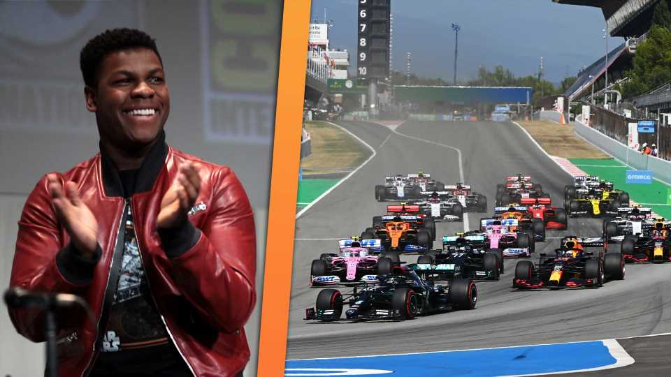 There's a New Netflix F1 Movie Coming, And It's Going to Be a Crime Thriller