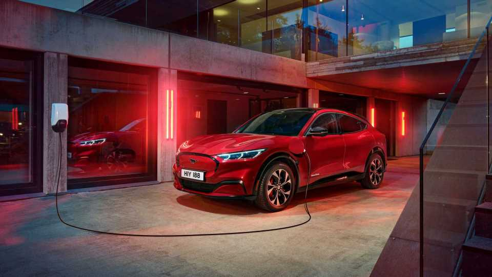UK: Ford Scales Up Its Charging Network Ahead Of Mach-E Launch