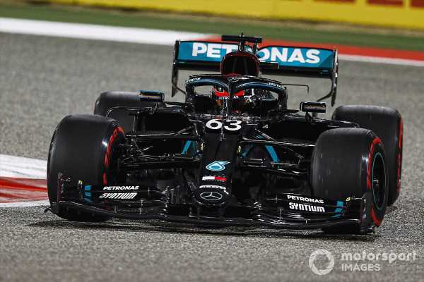 F1; How George Russell staked his claim for Hamilton's crown
