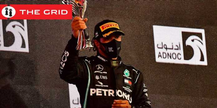 Lewis Hamilton Will Sign a New Deal With Mercedes Soon