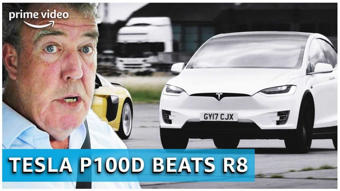Has Jeremy Clarkson Tried To Please Tesla In This Model X Review?