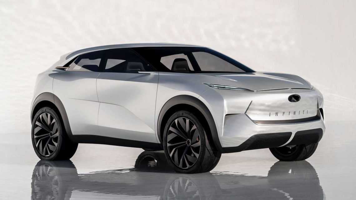 Nissan Trademarks I-Power Name, Possibly For Future Infiniti EVs