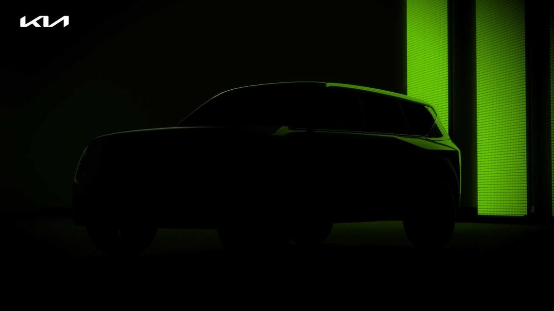Kia To Reveal Its First Dedicated EV, New Design Direction Next Month