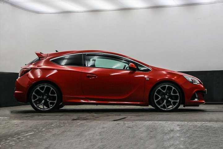 Vauxhall Astra VXR | Spotted