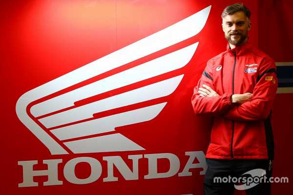 Camier: Racing had 'lost meaning' after recurring injuries