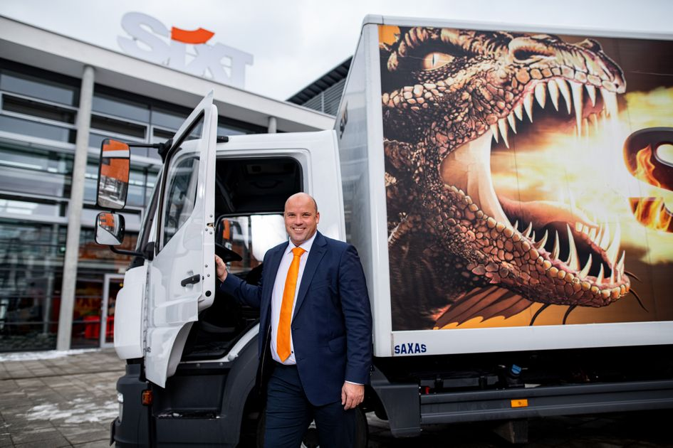 Sixt Adds Van & Truck Division Head to Management Board