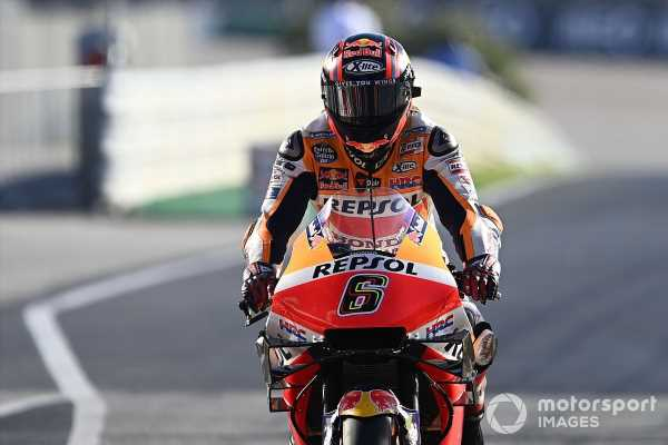 Bradl better than Dovizioso as stand-in – Hernandez