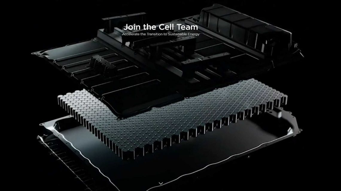 President Of Panasonic Talks Tesla 4680 Battery Cell Production
