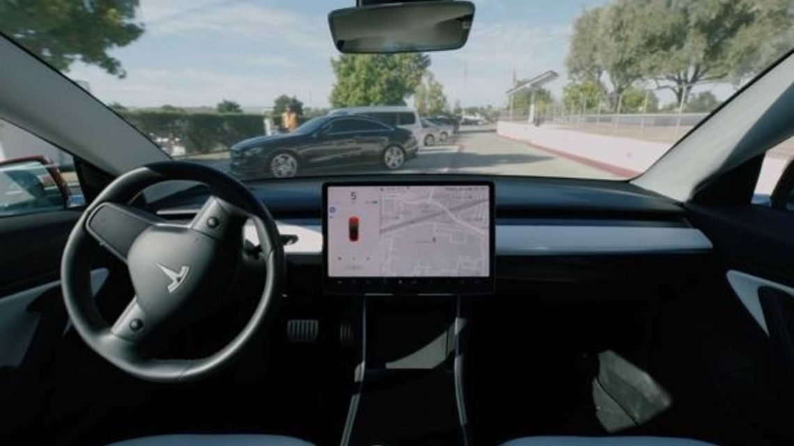 Tesla's Answer To Lidar? Company Applies With FCC For New Radar System