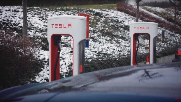 China: Tesla Supercharging Network Reaches 700 Statons