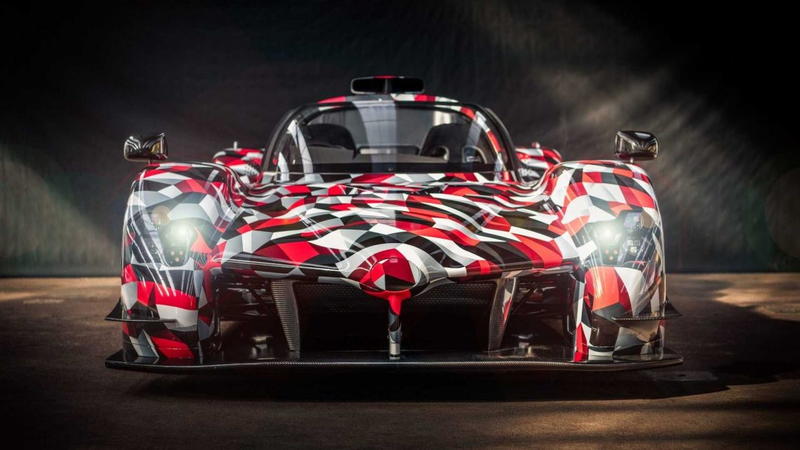 Listen To Toyota Fire Up The Engine Of Its LeMans Hypercar