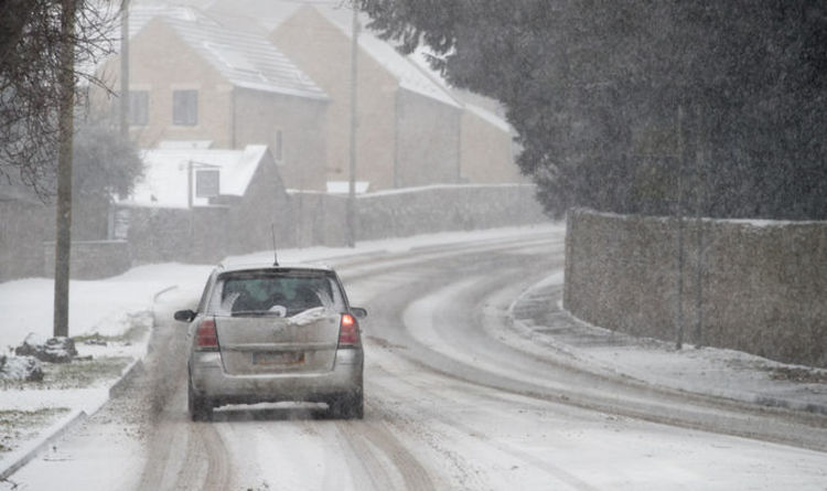 Driving in snow: Should you drive in snow? Seven ways to avoid sliding in snow