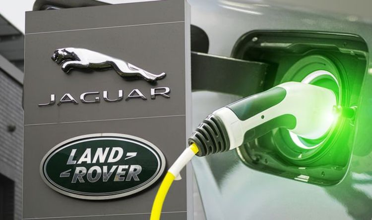 Jaguar Land Rover ditches petrol and diesel to become 'all-electric luxury brand' by 2025