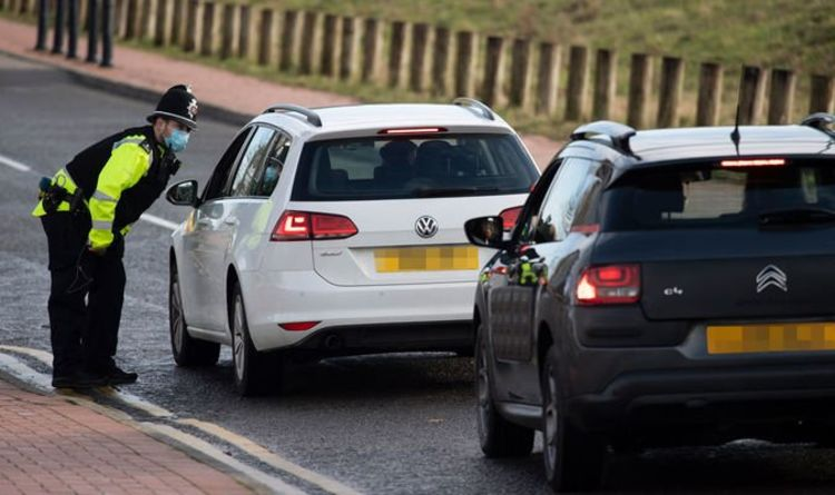 Motorists may be caught out by 10 little known driving rules from parking to number plates