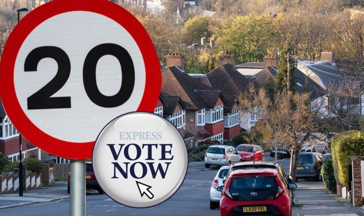 Car poll: Should speed limits be reduced to 20mph in residential areas?