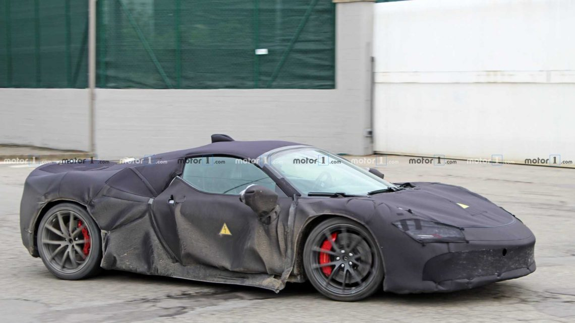 New Ferrari V6 Hybrid Supercar Could Have Around 700 HP: Report