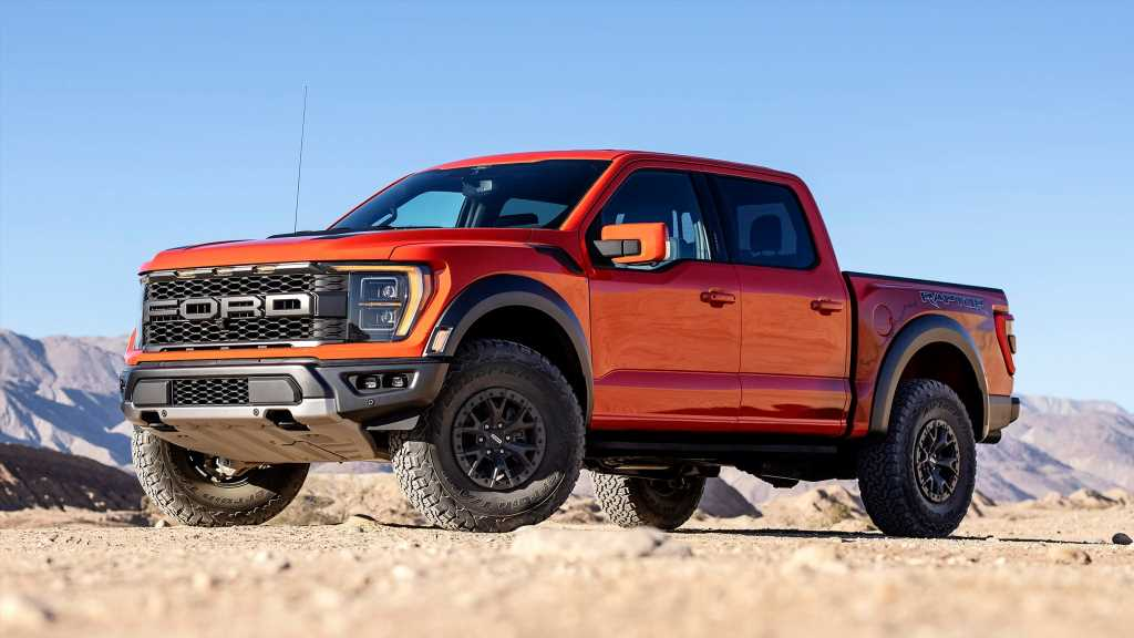 Ford F-150 Production Cut Amid Semiconductor Chip Shortage