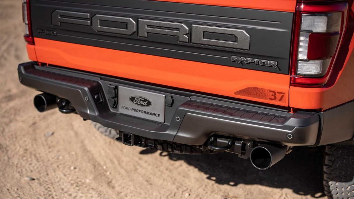 2021 Ford F-150 Raptor Exhaust Was Inspired By The Giulia Quadrifoglio, Nissan GT-R